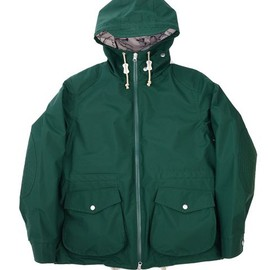 ENDS and MEANS - Sanpo Jacket - Forest Green