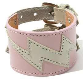 MILKBOY - FLASH LEATHER WRISTBAND