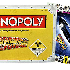 Monopoly, Back to the Future - Back to the Future Edition