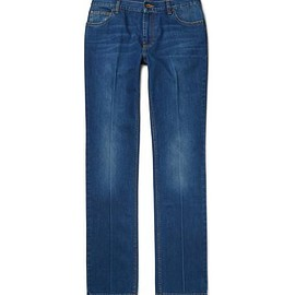 Gucci - Bootcut Washed-Denim Jeans