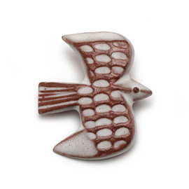 BIRDS' WORDS - 「BIRD TILE BROOCH」A