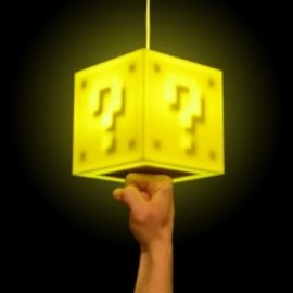 super-mario coinlamp