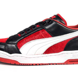 Puma - BEAST LO RED FUR 「made in JAPAN」 「LIMITED EDITION for 匠 COLLECTION」
