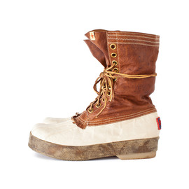 visvim - DECOY DUCK BOOT ALU-FOLK