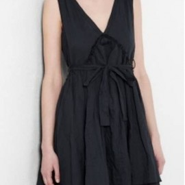 SEE BY CHLOE - 12/SS:new:▼See by Chloe▼Dark Grey Dress 1