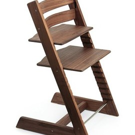 Stokke - Trip Trap Chair american walnut