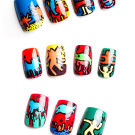 Matryoshka Nail Tips