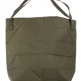 PLEATS PLEASE BY ISSEY MIYAKE - Polyester Handbag