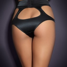 Agent Provocateur - Shandey Big Brief, Black (Arrow has it)