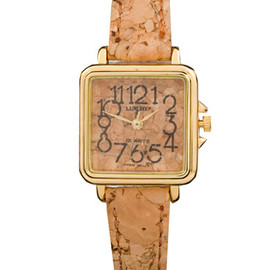 American Apparel - cork watch
