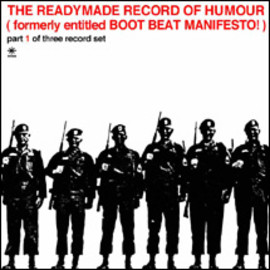 Various Artists - THE READYMADE RECORD OF HUMOUR pt1 / readymade
