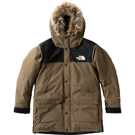THE NORTH FACE - Mountain Down Coat (BE)
