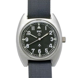 Military Watch Company - W10 (with date) 1970s Hand Wound Mechanical