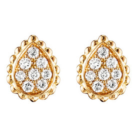 BOUCHERON - serpent boheme small ear studs