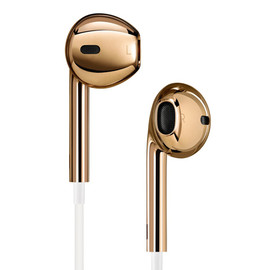 Apple, Jony Ive, Marc Newson - 18k Solid Rose Gold Apple EarPods