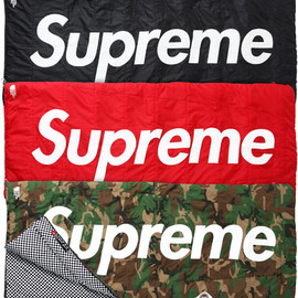 SUPREME×NORTHFACE - Sleeping-bag