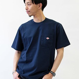 danton - pocket t-shirt