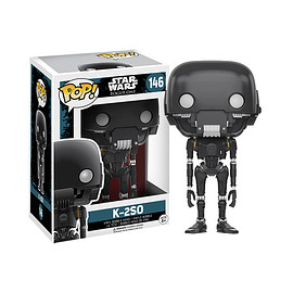 FUNKO - POP! - Star Wars Series: Star Wars / Rogue One: A Star Wars Story - K-2SO