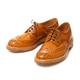 Tricker's - WING TIP SHOES