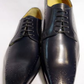 Advanced Clothing - navy shoes
