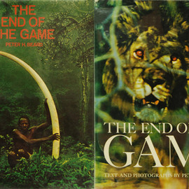 Peter Beard - The End of the Game 1965