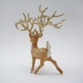 Debra Broz - Trophy Buck (view 2)