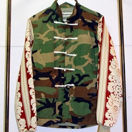 Metaphysica - Camo China JKT - Re:Product