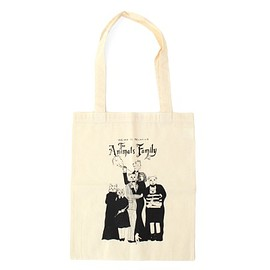 Wanderclad etc... - Animals Family Tote Bag