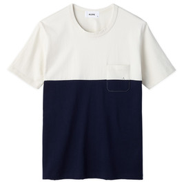 Aloye - Bicolore #4 / Short sleeve t-shirt