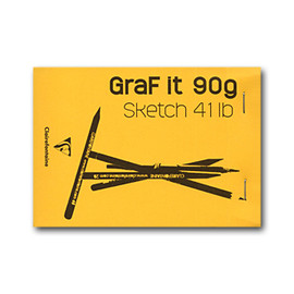 Clairefontaine - 「GraF it 90g」A6