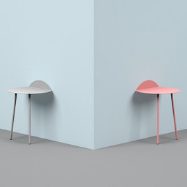 Kenyon Yeh - Kaki side table