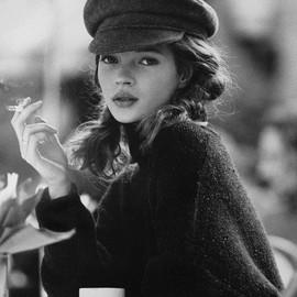 Kate Moss - Love the young look