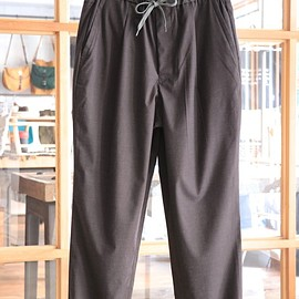 A VONTADE - 1 Tuck Tapered Easy Trousers