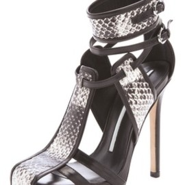 null - Camilla Skovgaard Panel Stiletto Sandals