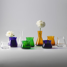 DESIGN HOUSE STOCKHOLM - Trio vases designed by Jonas Wagell