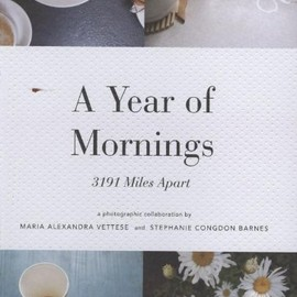 3191 Miles Apart - A Year of Mornings