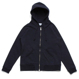 White Mountaineering - SWEAT ZIP PARKA