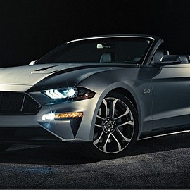 FORD - 2018 MUSTANG
