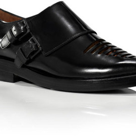 3.1 Phillip Lim - 3.1 Phillip Lim Lissy Monk Strap Shoe in Black