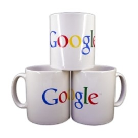 Google - White Coffee Mug