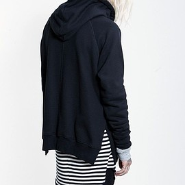 Fear of god - L/S Half Zip Essential Hoodie