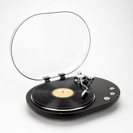 Oval USB Turntable Converts Vinyl Recorders into Digital Music
