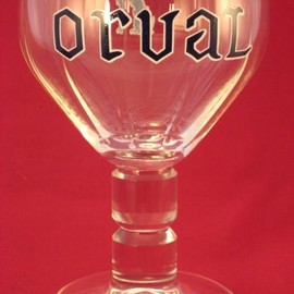 Orval - Beer Glass