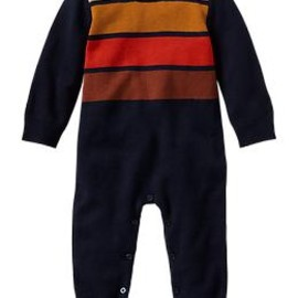 GAP - Multi-stripe sweater one-piece