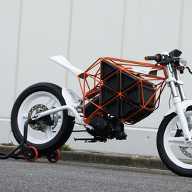 Cells - EV motorcycle