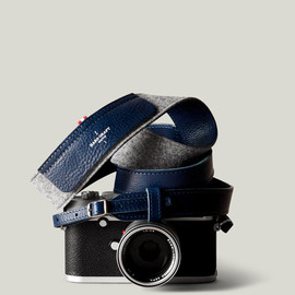 hard graft - Hang Camera Strap / Ocean