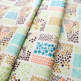 Art Gallery Fabrics - Cultivate Floriculture Noontide