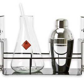 Wanted - Chemistry Cocktail Set