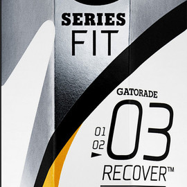 Gatorade - G-Fit Series 03 Recover™ Restoritive Protein Smoothie / Post-Workout Replenishment (Pinapple Mango)