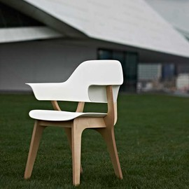Thijs Smeets - Gispen Today chair